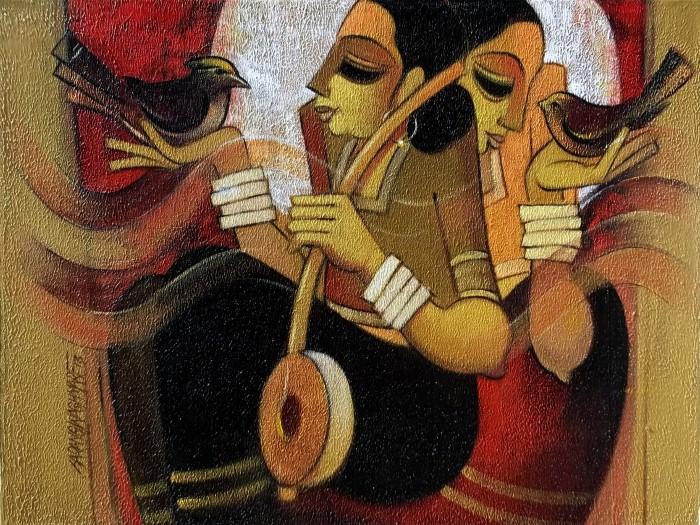 Красота индийской культуры. Sarang Waghmare 3