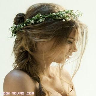 Coronas de flores para tu boda 9