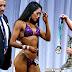 Penélope Reyes García de CDMX se lleva el 1er lugar en Bikini novatas hasta 1.64 mts