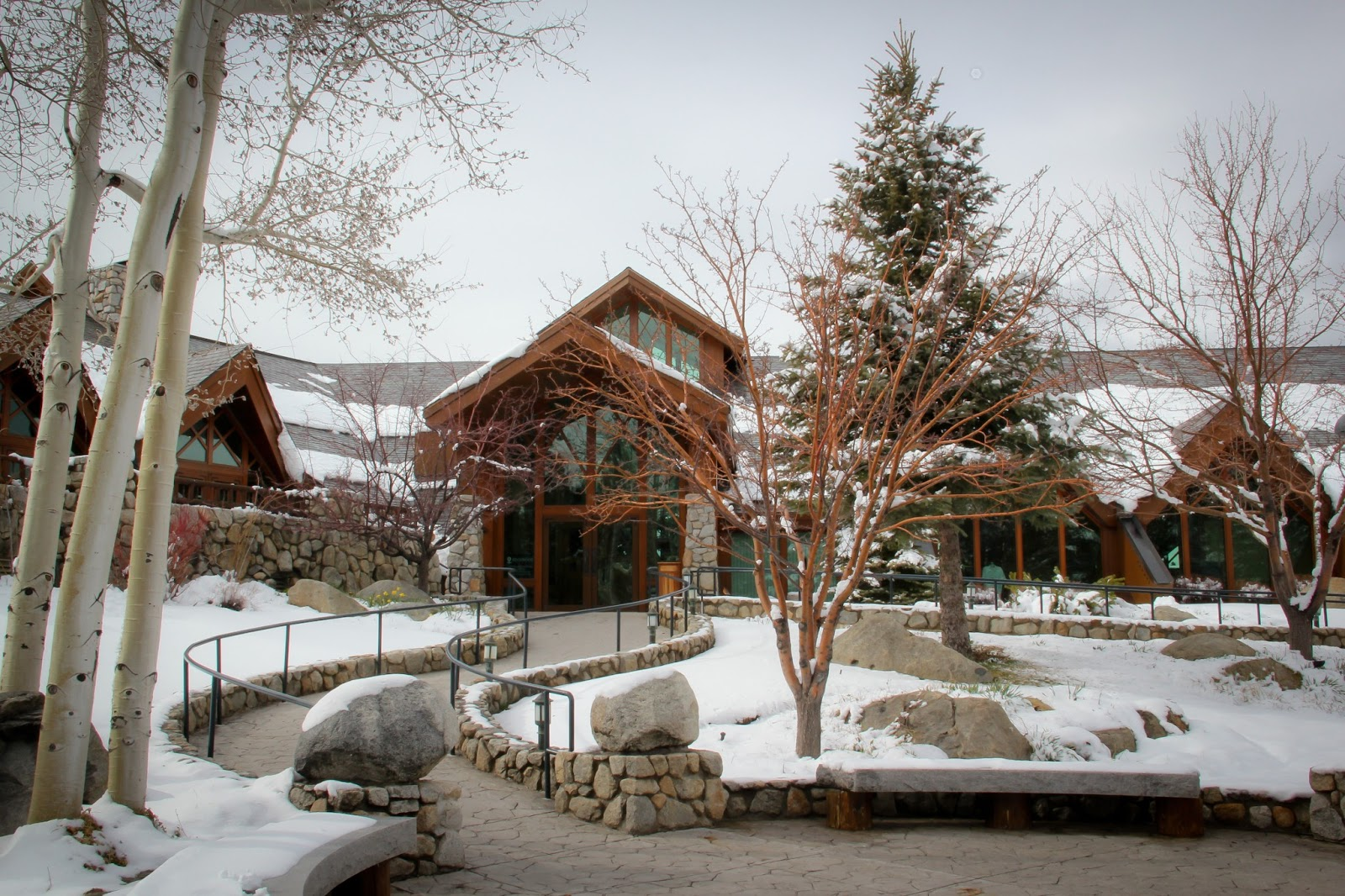 Year Round Wedding Venue In Lake Tahoe