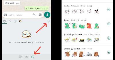Buat Stiker Menarik Untuk Chat WhatsApp