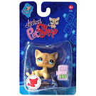 Littlest Pet Shop Singles Cat Shorthair (#886) Pet