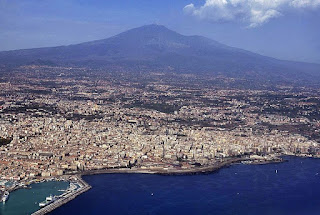 Catania, sprawling at the feet of Mount Etna, is the sixth largest metropolis in Italy