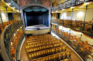 Casa de Ópera - Teatro Municipal de Ouro Preto