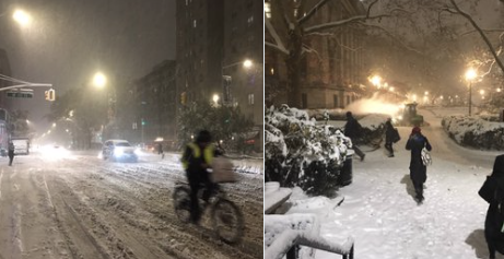 Snowstorm causes havoc in NYC – what went wrong?