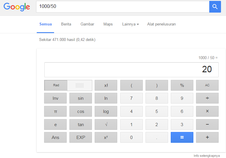 Tips Search Di Google Agar Sesuai Harapan