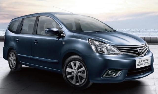 """Varian """"Nissan Mobil Terbaik Pilihan Keluarga Indonesia"""" Versi MPV - Eksterior"""