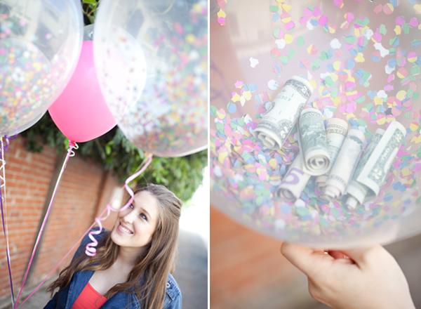 Hemos de utilizar globos de color claro y en la tienda que - Algo original para regalar ...