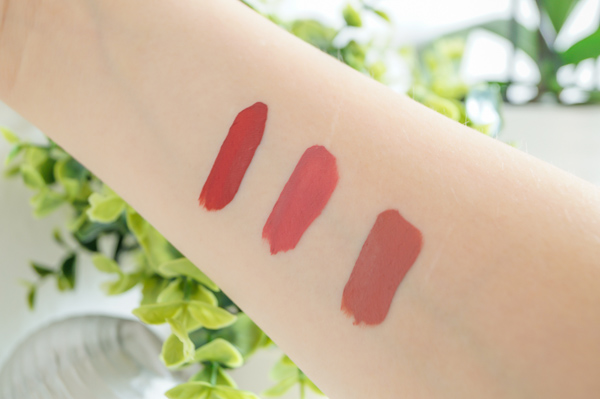 Colourpop Liquid Lipsticks Echo Park, Bumble und Solow