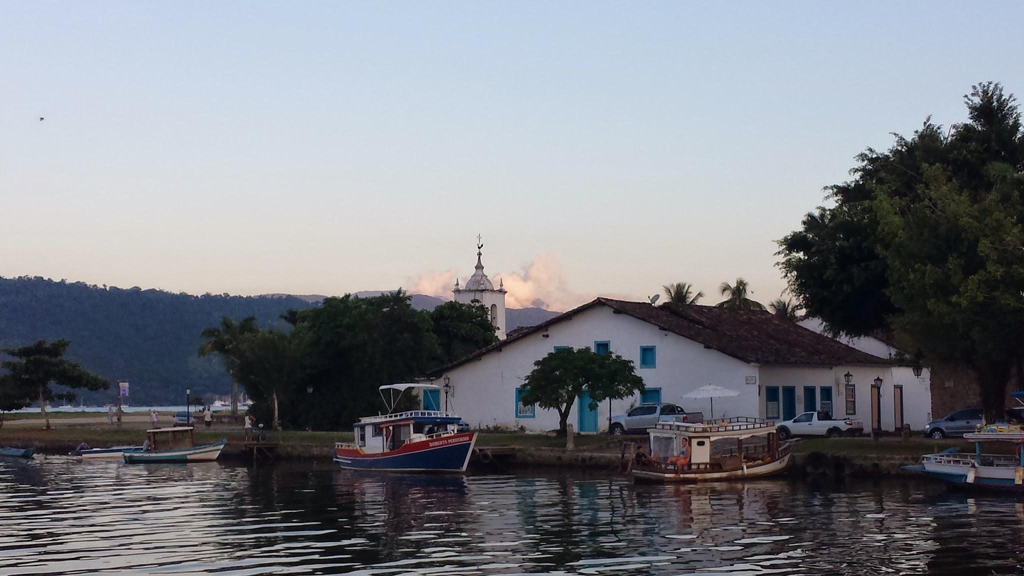 Paraty, Litoral Sul Fluminense