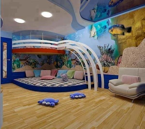 foto de habitación de niña