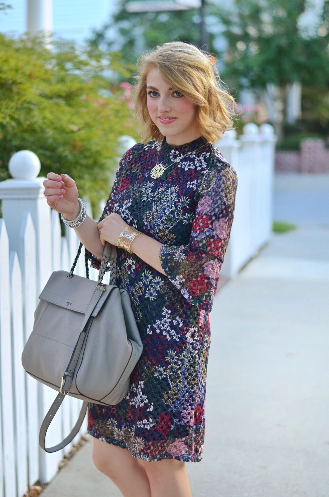 Something Delightful What To Wear To A Fall Bridal Shower