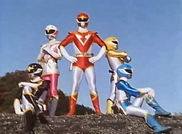 CCLemon99: Super Sentai Series Reviews