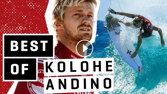 THE BEST OF KOLOHE ANDINO - WSL Highlights