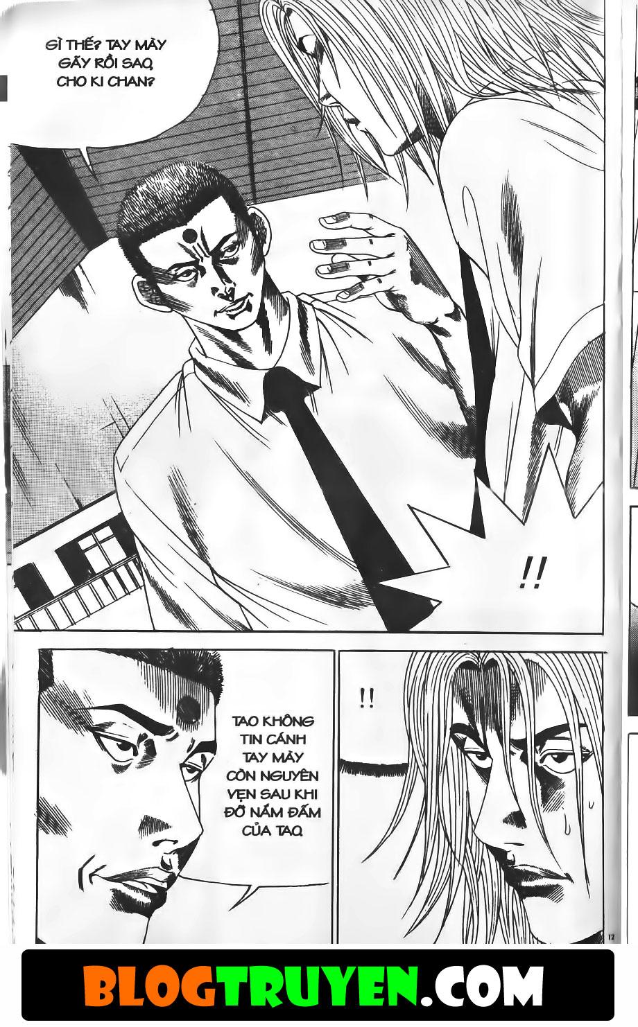 Bitagi - Anh chàng ngổ ngáo chap 148 trang 8