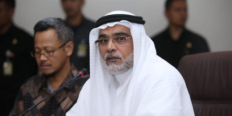Dubes Arab Bantah Larang Warga Palestina Berhaji