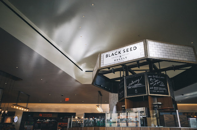 ハドソン・イーツ(Hudson Eats)|ブラック・シード・ベーグル(Black Seed Bagel)