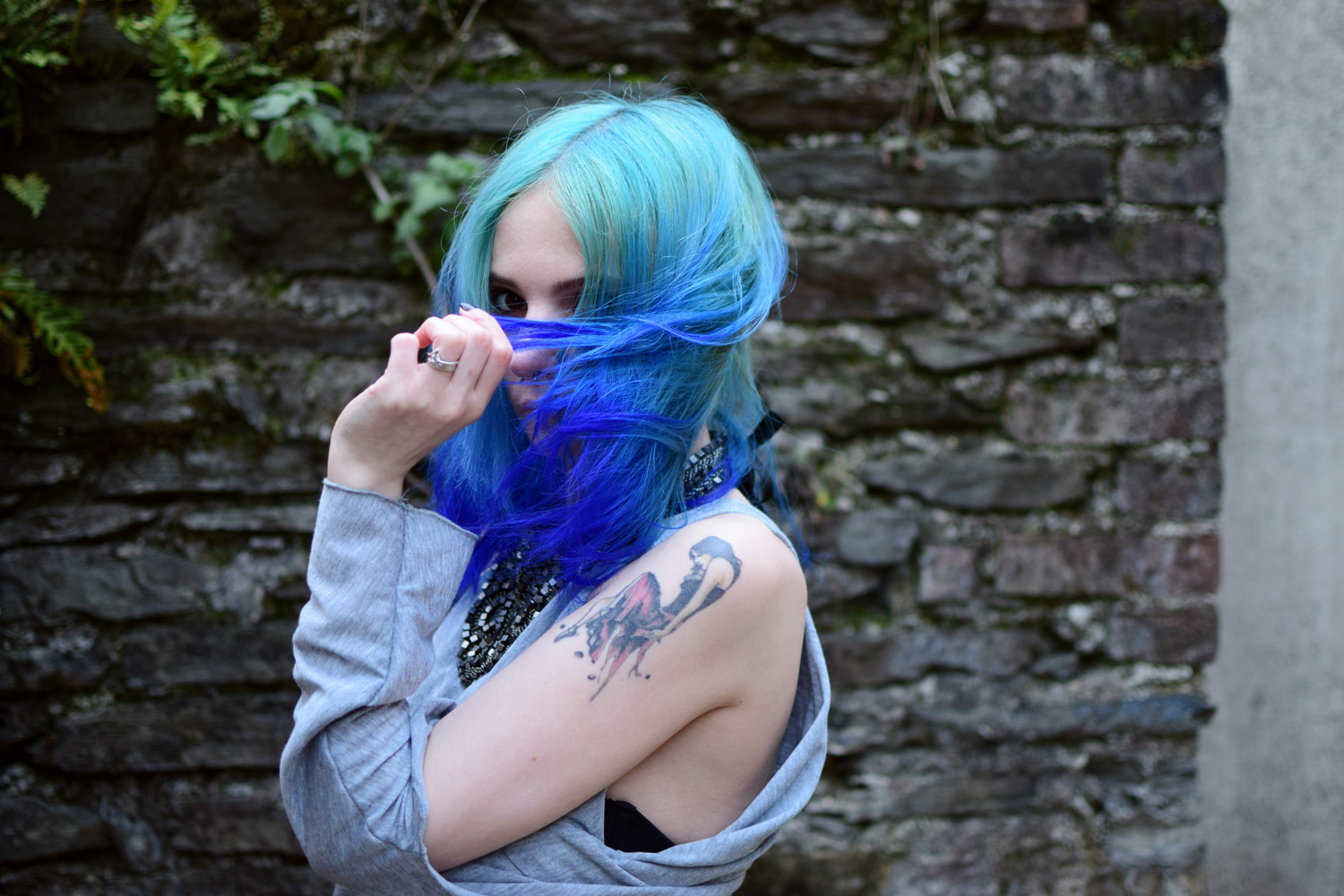 and vegan blogger i thought it was time for me to expand opportunities and test for you other hair dye to be able to give you my opinion later - Coloration Vegan