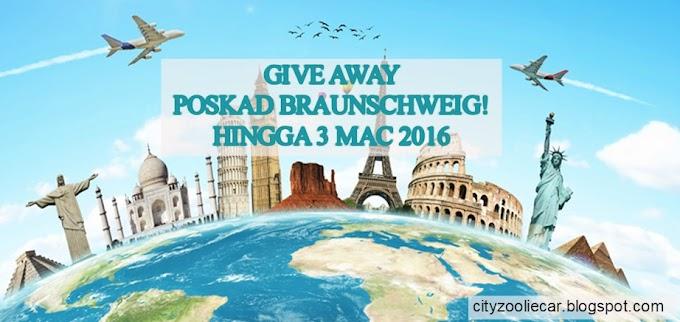 #1 Giveaway Braunschweig