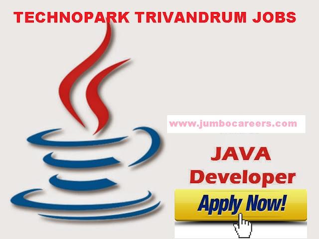 Technopark salary in 2018, trivandrum it jobs, latest technopark jobs kerala