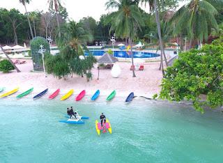 Paket Nginap Kepri Coral Resort Batam