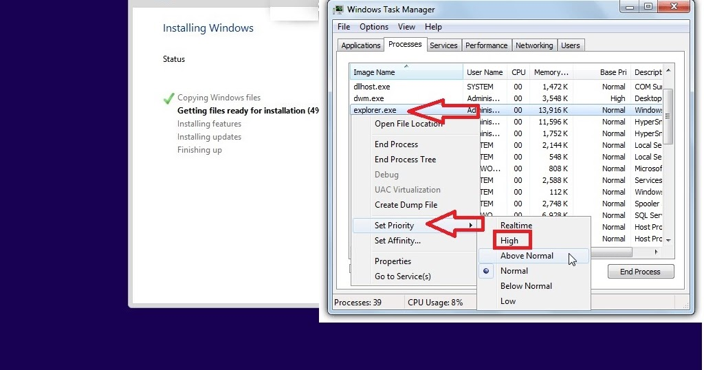 Learn New Things: How to Fast & Speed Install Windows 10/8 ...