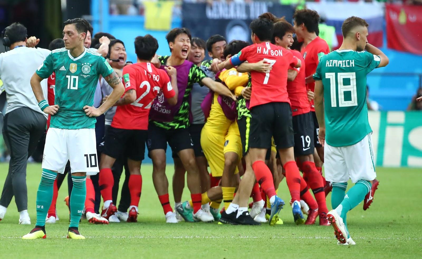 K League Coach World Cup Analysis: South Korea 2-0 Germany