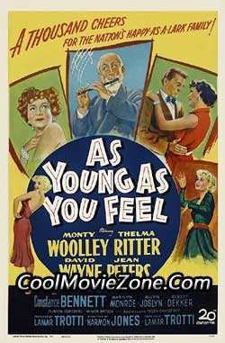 As Young as You Feel (1951)