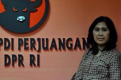 Ternyata Menurut Politikus PDIP Eva Sundari: Penetapan Tersangka Ahok agar Situasi Kondusif