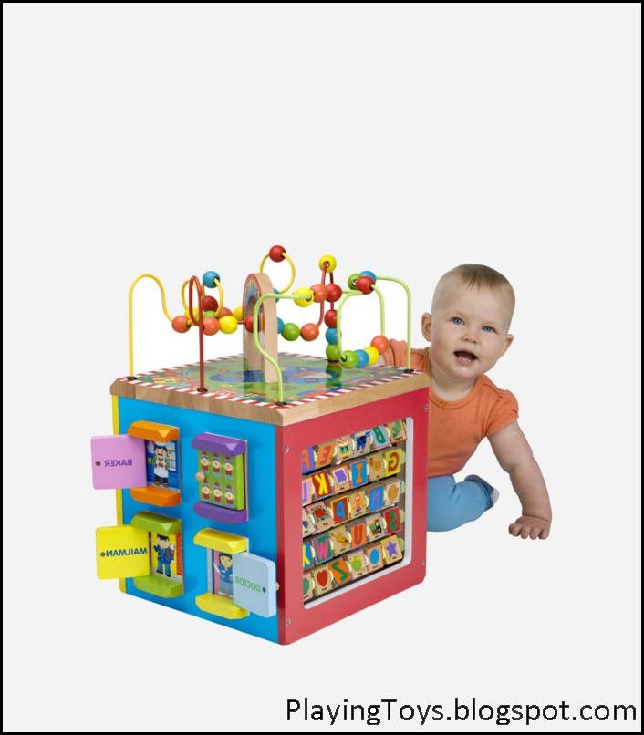 1 Yr Old Toys 6 Interactive Toys For Boy Girl