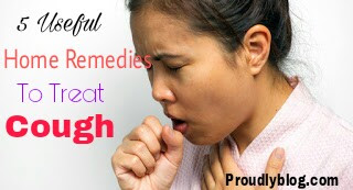 5 Useful Home Remedies To Treat Cough