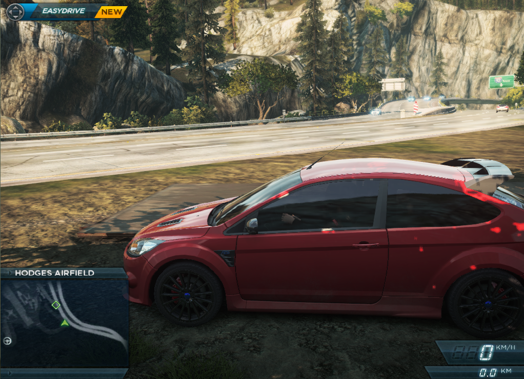 need for speed most wanted car locations ford focus r500 location in need for speed most wanted. Black Bedroom Furniture Sets. Home Design Ideas