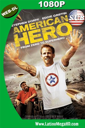 American Hero (2015) Subtitulado HD WEB-DL 1080P (2015)
