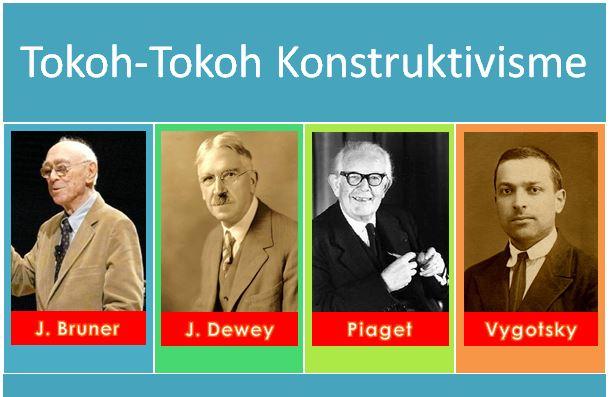 Tokoh-Tokoh Pembelajaran Konstruktivisme