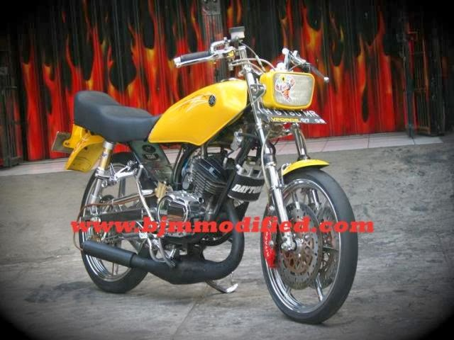 Modifikasi Yamaha Rx King