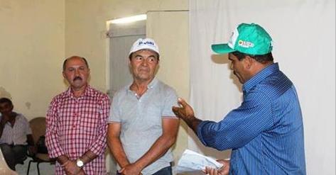 32 famílias inhapienses são beneficiadas com projeto de irrigação