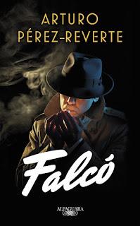 """Falcó"" de Arturo Pérez-Reverte"