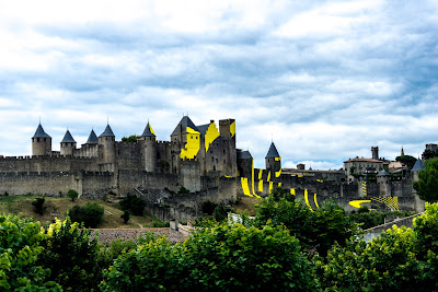 Carcassonne and Surrounds