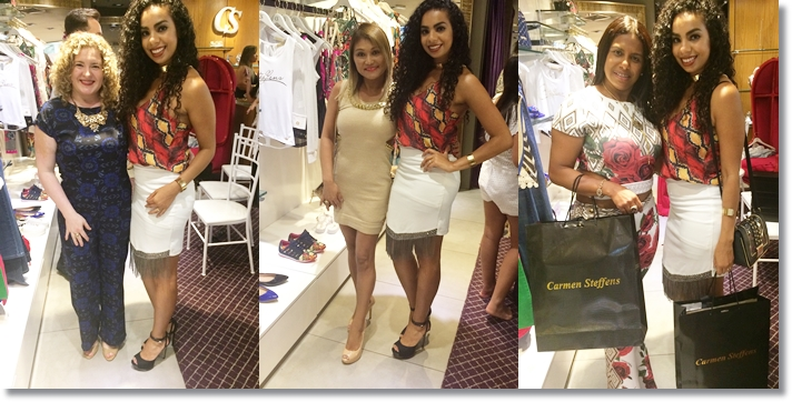 EVENTO TOP NA CARMEN STEFFENS - TALK SHOW 2016
