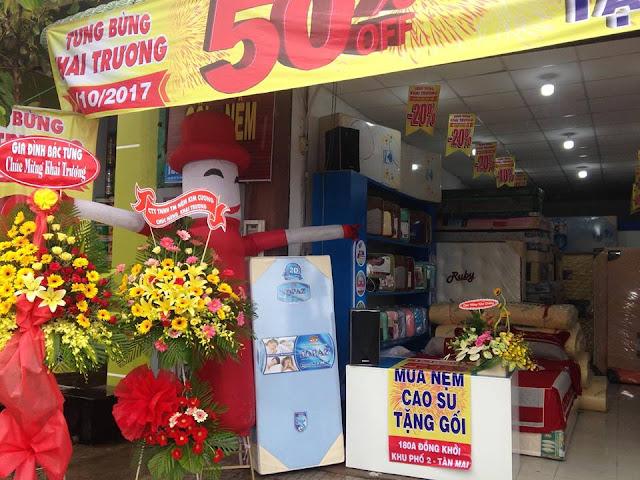 Nệm Hồng Ân Giá Rẻ Biên Hòa