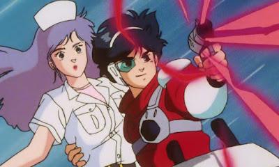 Zillion Anime Series Image 1