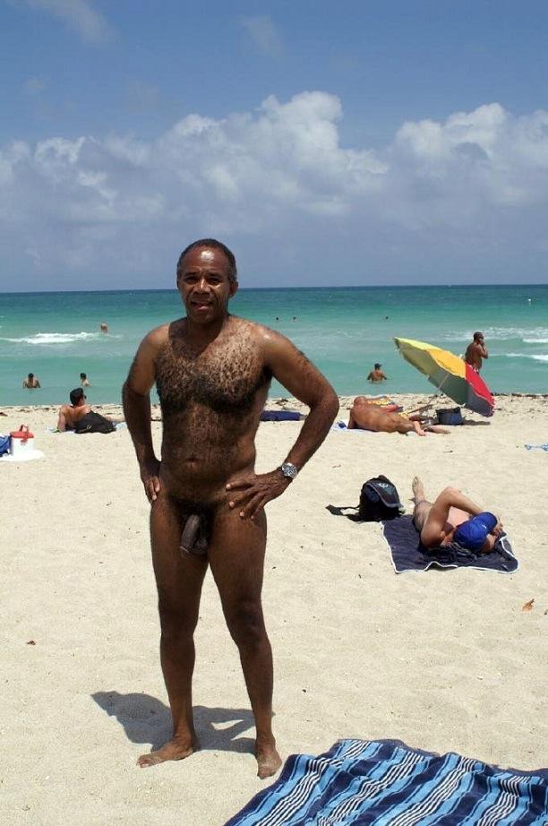 Hairy Gay Black 66