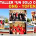 """ONG """"YOFENA"""" inicia III Taller de Manualidades para alumnos con habilidades diferentes"""