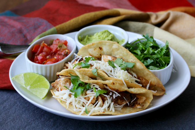 ancho chili chicken tacos sous vide method karen s kitchen stories