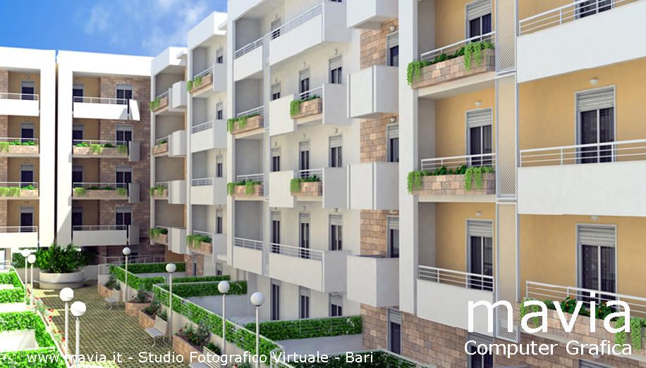 Esterni 3d rendering 3d architettura 3d vray rendering for Architettura 3d