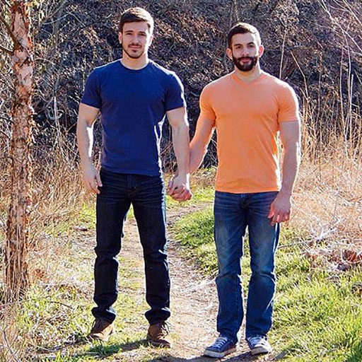 The Randy Report Meet Instagrams Favorite Gay Couple -9531