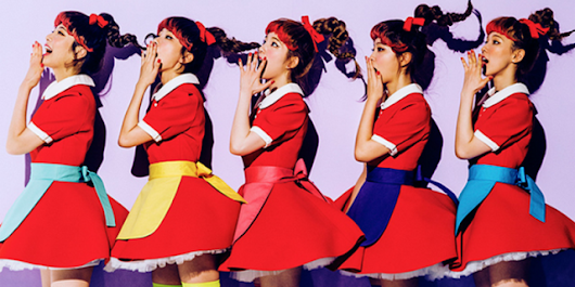 ALBUM REVIEW | Red Velvet - The Red (2015)