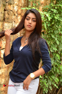 Actress Anu Emmanuel Latest Pictures in White Jeans  0118.JPG
