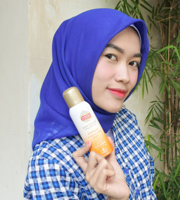 Review Imperial Leather Body Parfume Series