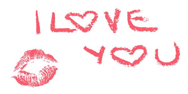 Love You Lips | Symbols & Emoticons